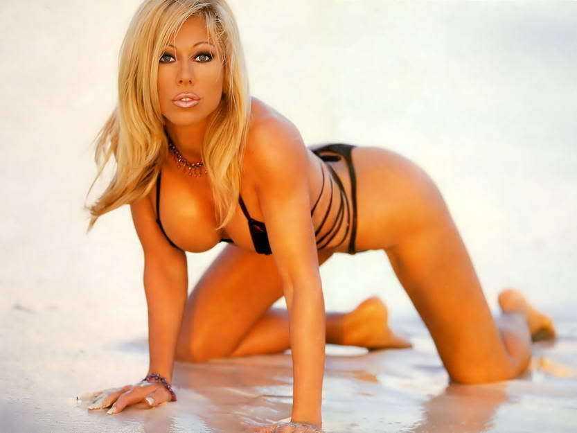 Terri Runnels big boobs pics