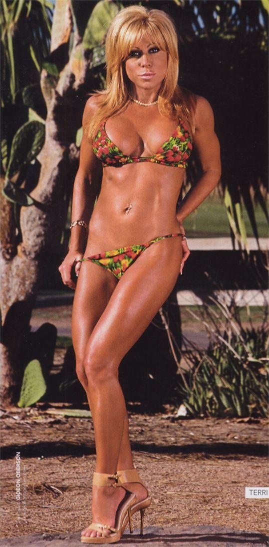 Terri Runnels bikini pics