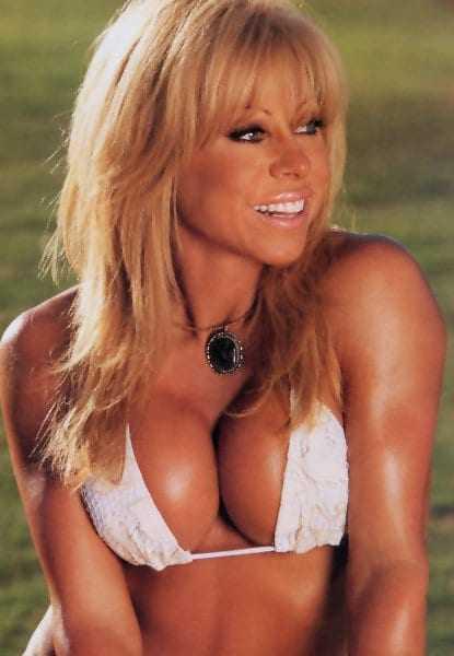 Terri Runnels tits pictures