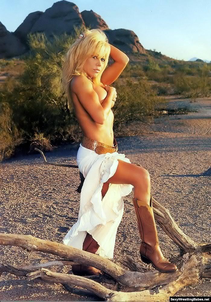 Terri Runnels topless pictures