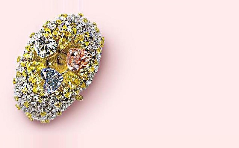 The 201-carat Chopard $2.5 Million