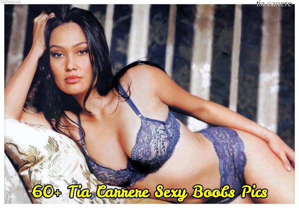 Tia Carrere sexy boobs pics