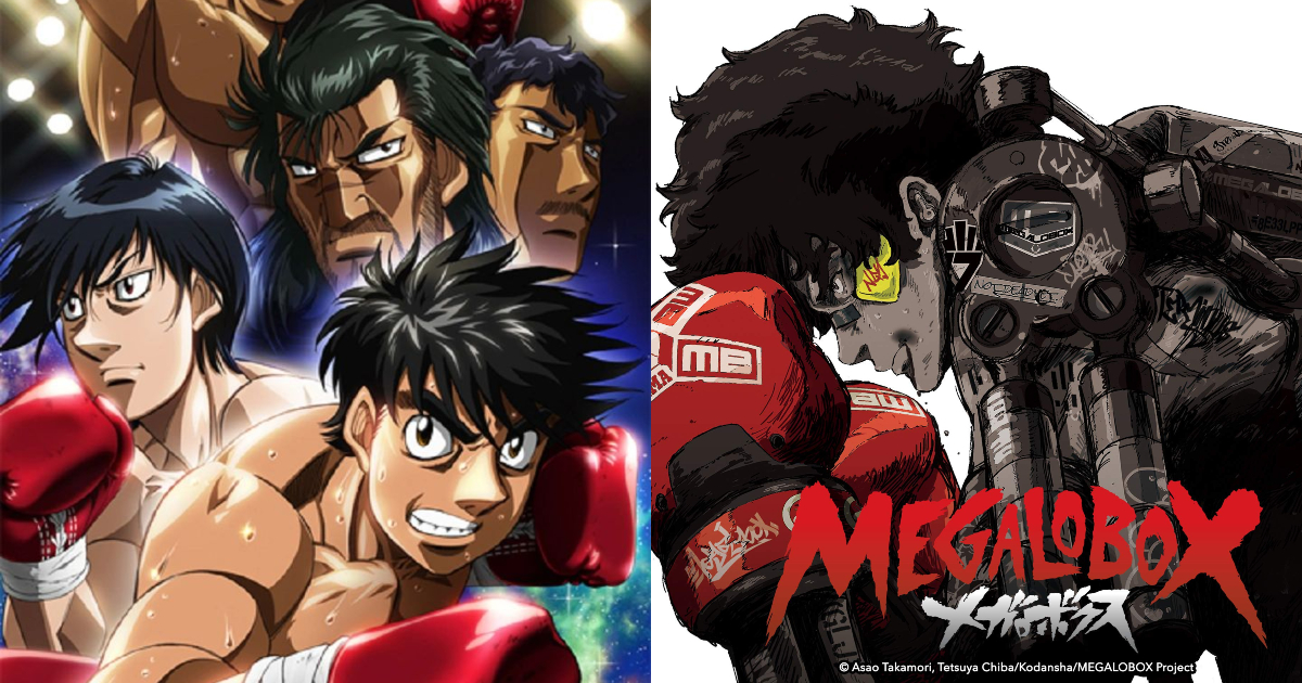Top 22 Best Boxing Anime Of All Time - 2020