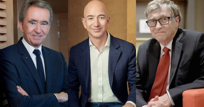 Top 50 Richest People in the World - 2020
