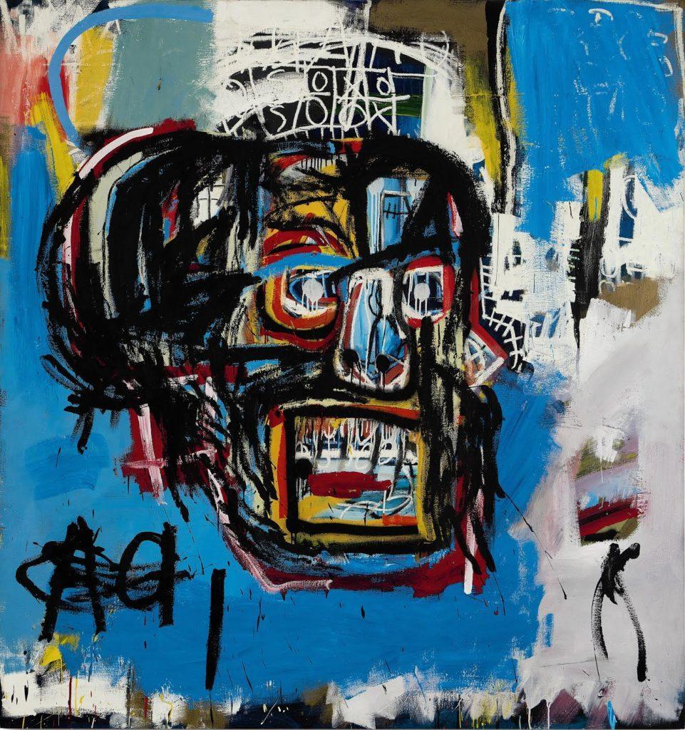 Untitled – Jean-Michel Basquiat