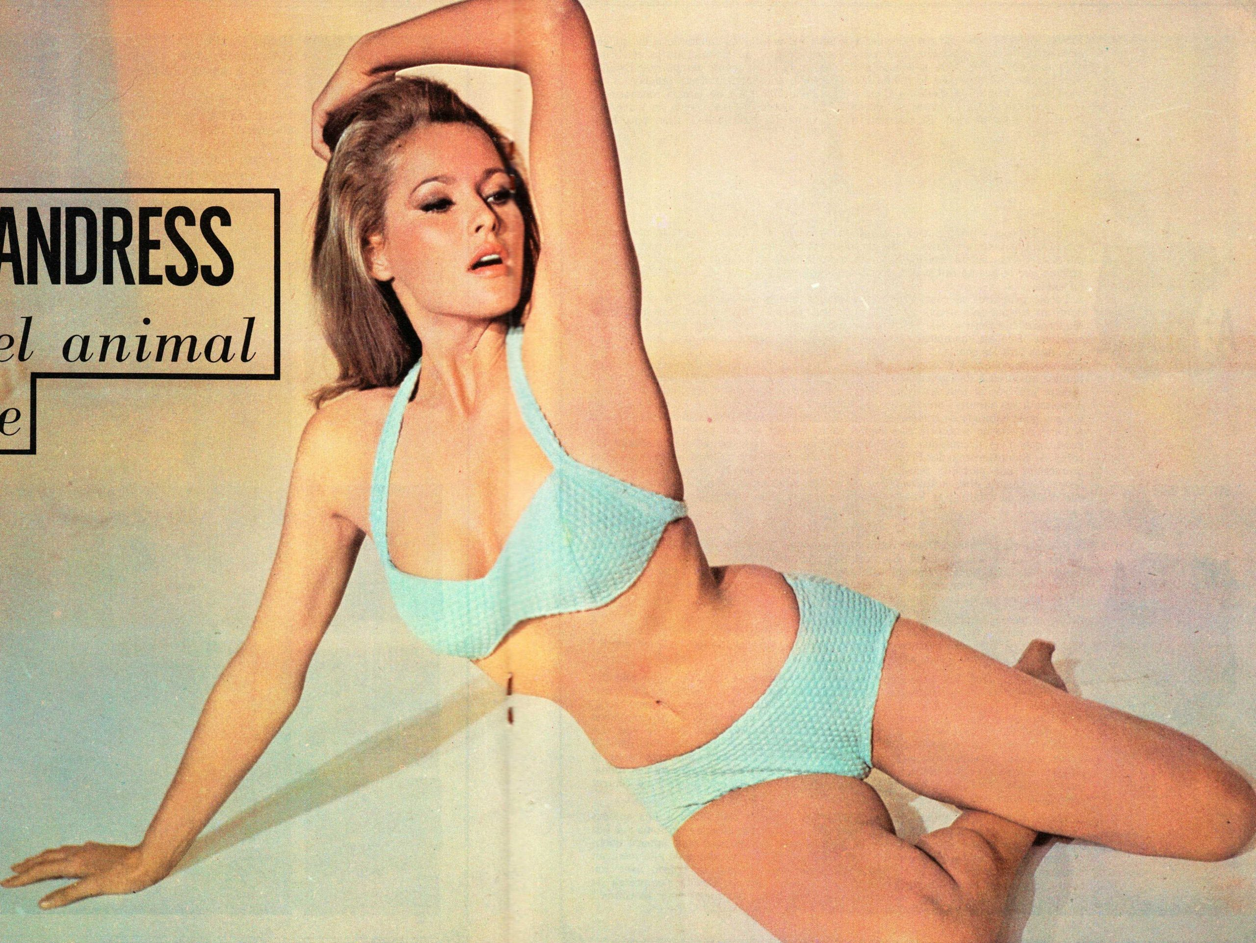 Ursula Andress tits pictures