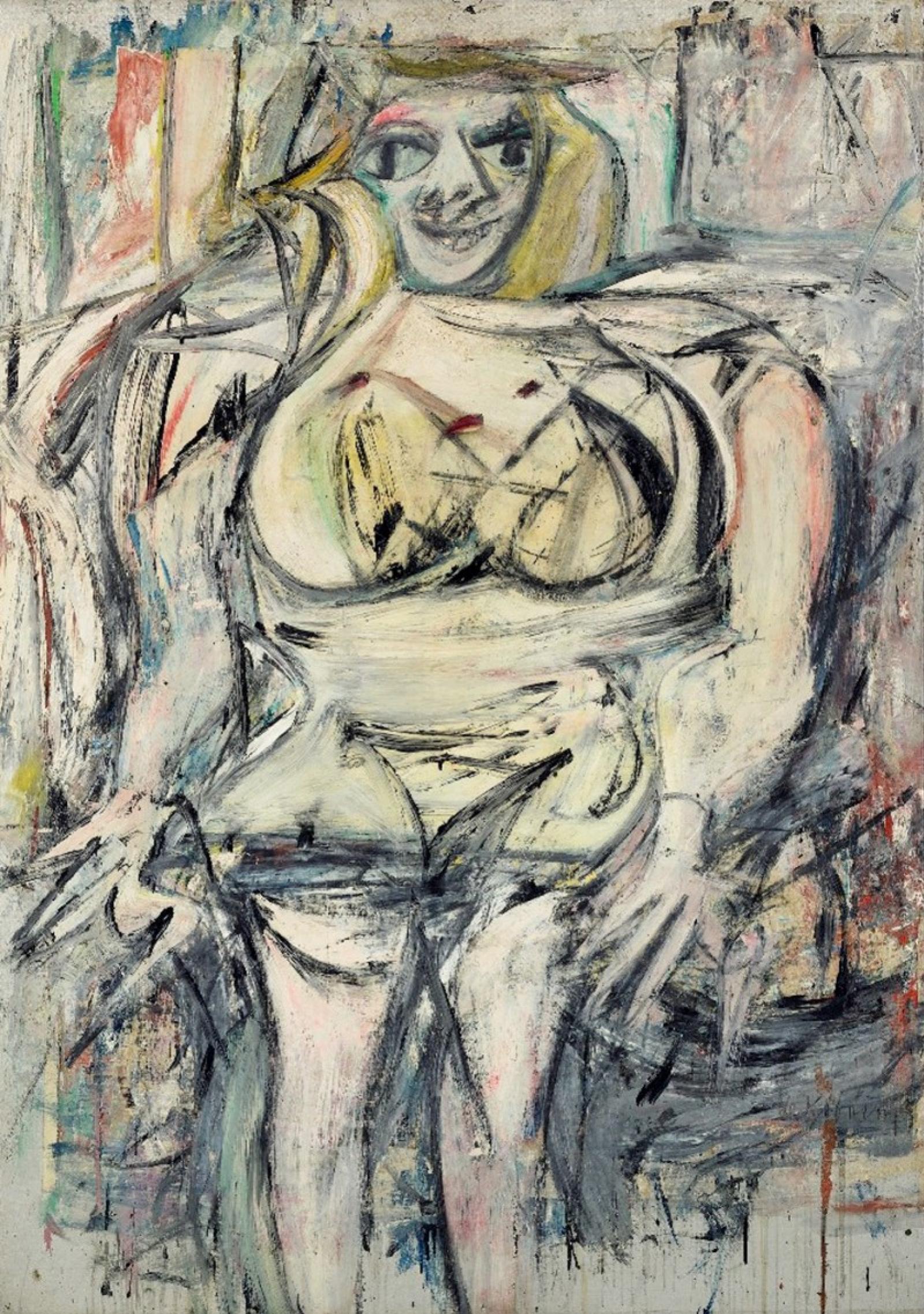 Woman III – Willem de Kooning