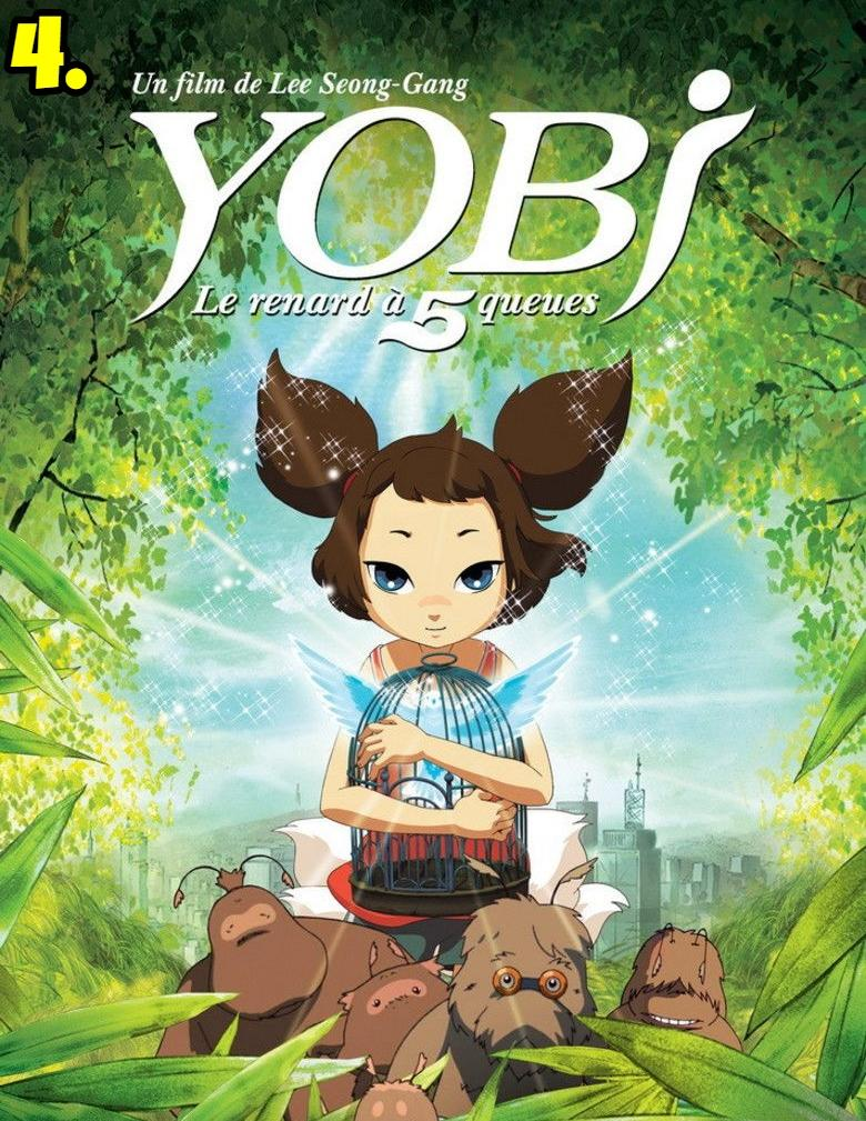 Yobi, The Five Tailed Fox