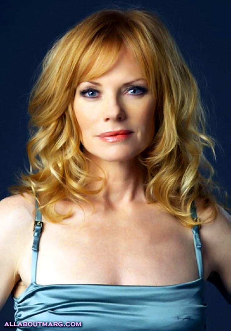 marg helgenberger cleavage pictures