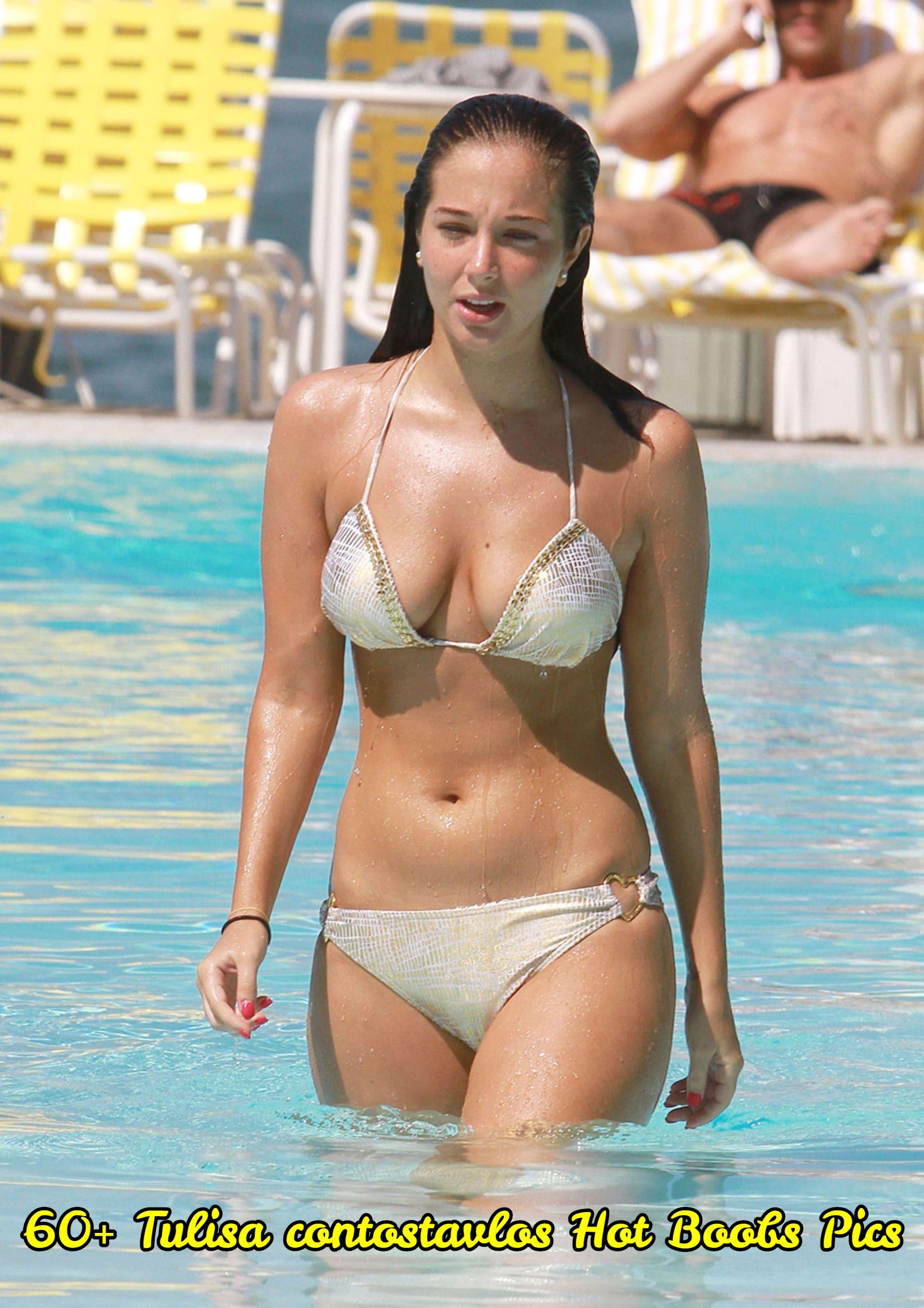 tulisa contostavlos hot bikini pics