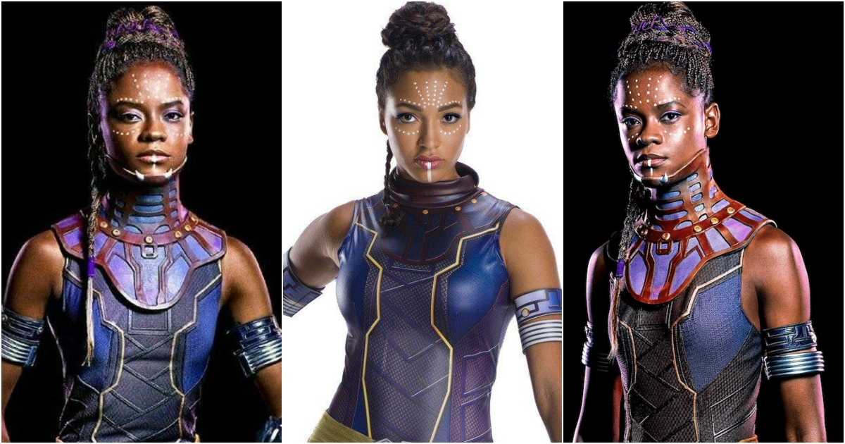 34 Hottest Shuri Boobs Pictures Will Tempt You To Hug Her Tightly