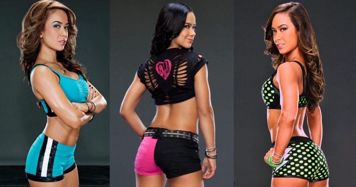 51 AJ Lee Big Ass Pictures Will Get Your Toes Curled