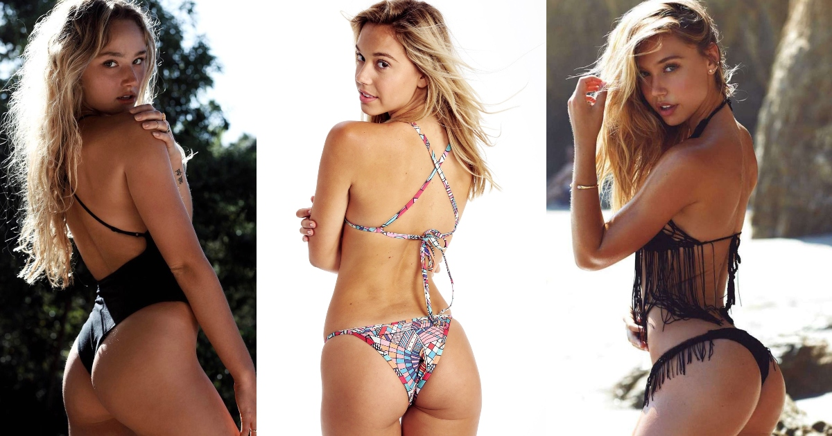 51 Alexis Ren Shiny Ass Pictures Are Out Of This World
