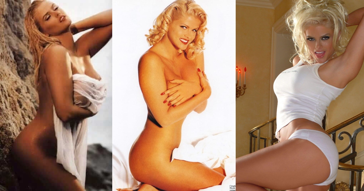 51 Anna Nicole Smith Big Booty Pictues Will Remind You Of Kamasutra