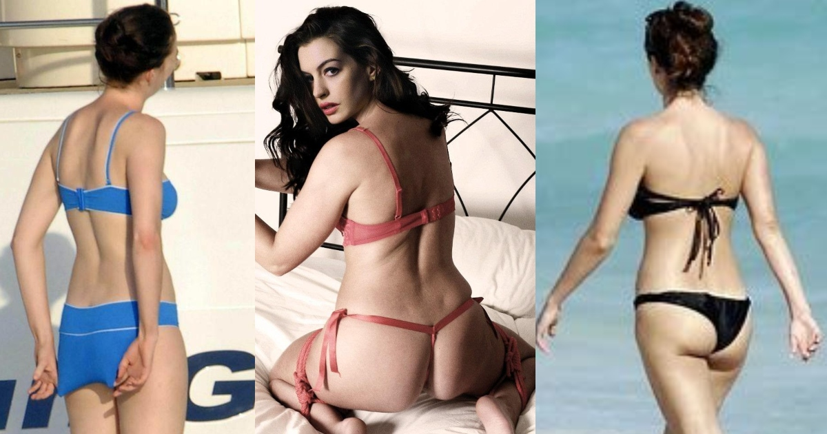 51 Anne Hathaway Big Ass Pictures Will Spike Your Carnal Desires