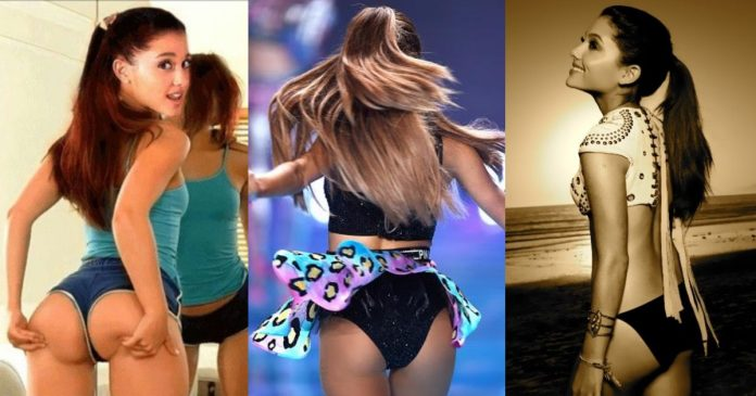 51 Ariana Grande Big Booty Pictues Will Remind You Of Kamasutra