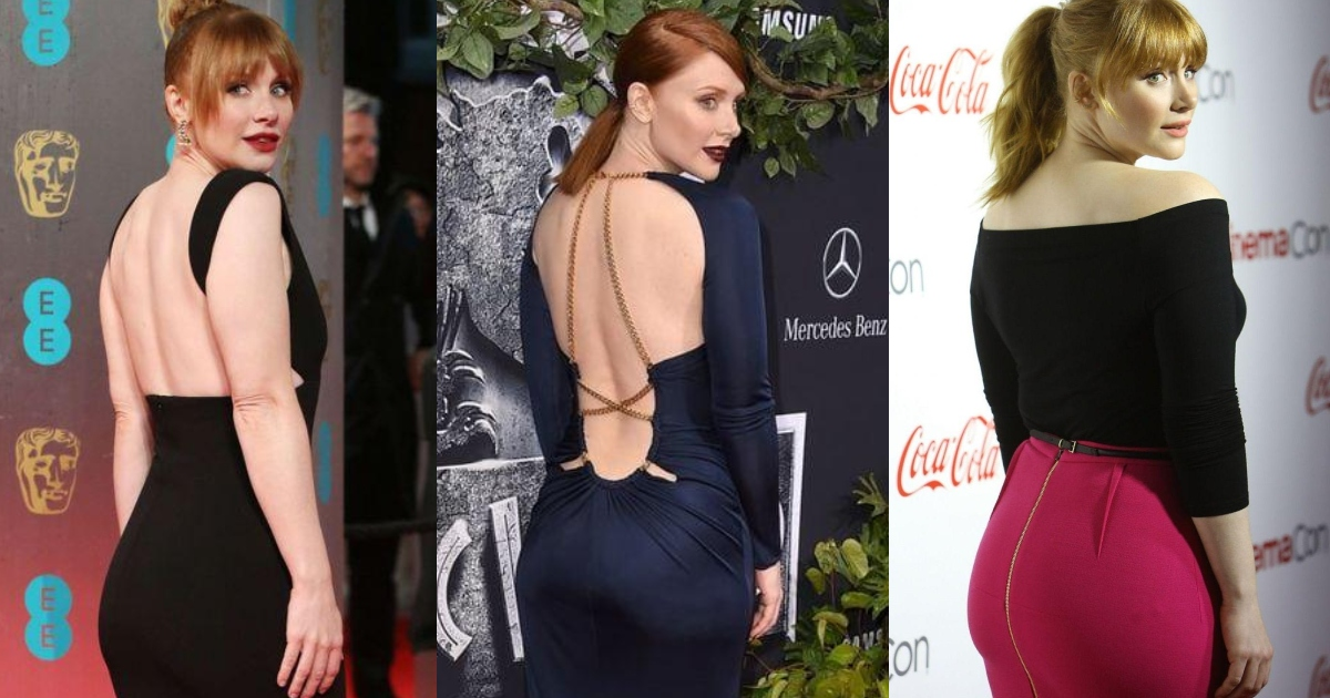 51 Bryce Dallas Howard Cute Ass Pictures Will Soothe Your Eyes