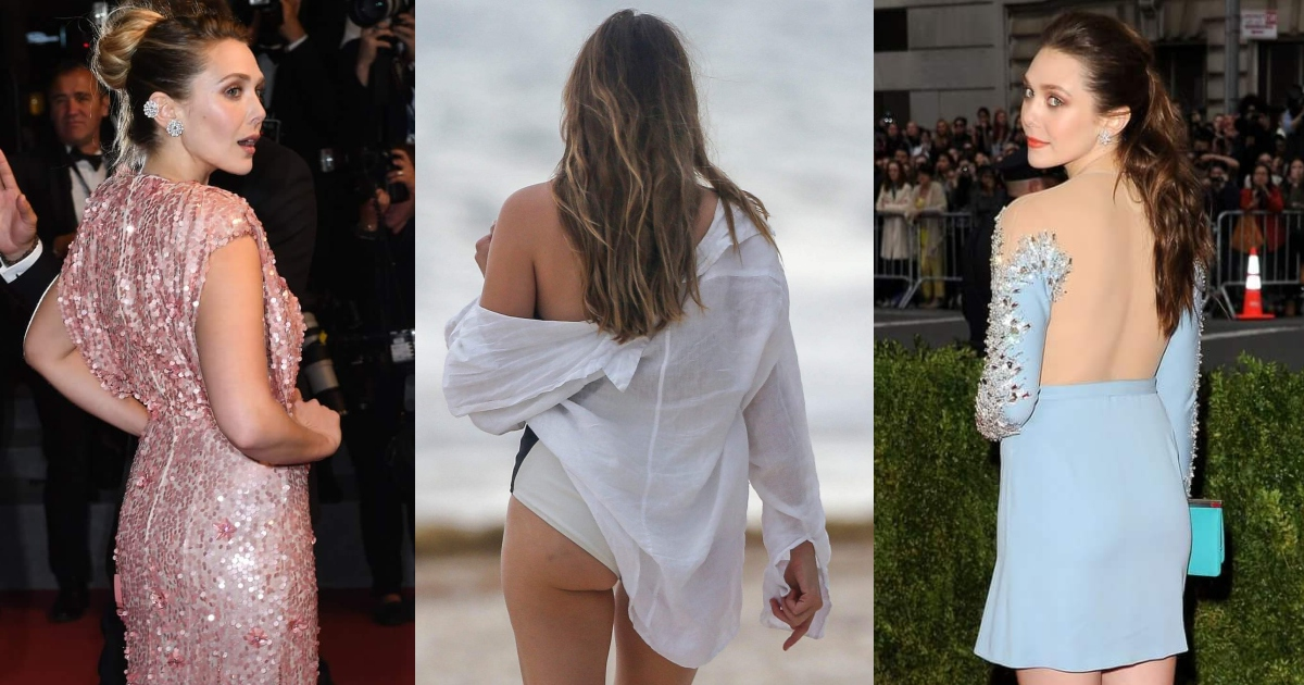 51 Elizabeth Olsen Big Booty Pictures Are Shots Of Heaven On Earth