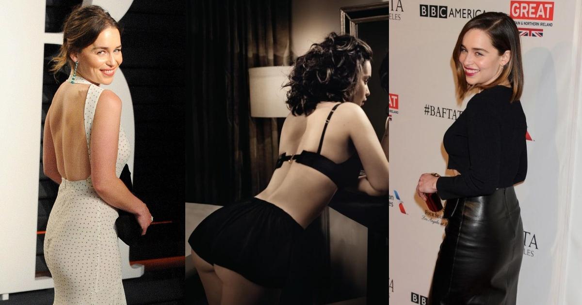 51 Emilia Clarke Big Ass Pictures Are Define True Beauty