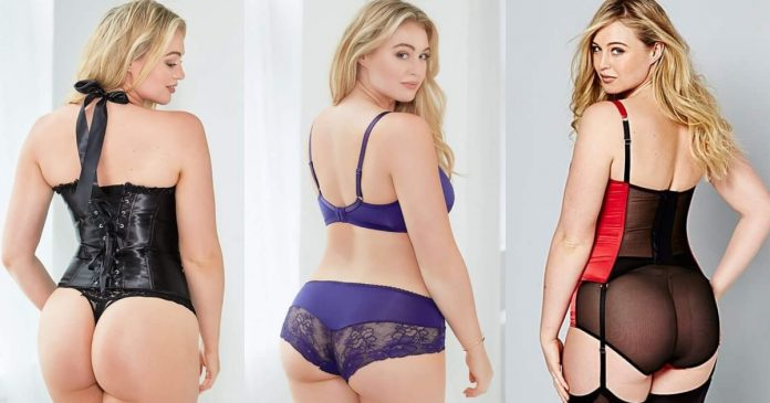 51 Iskra Lawrence Cute Ass Pictures Will Soothe Your Eyes