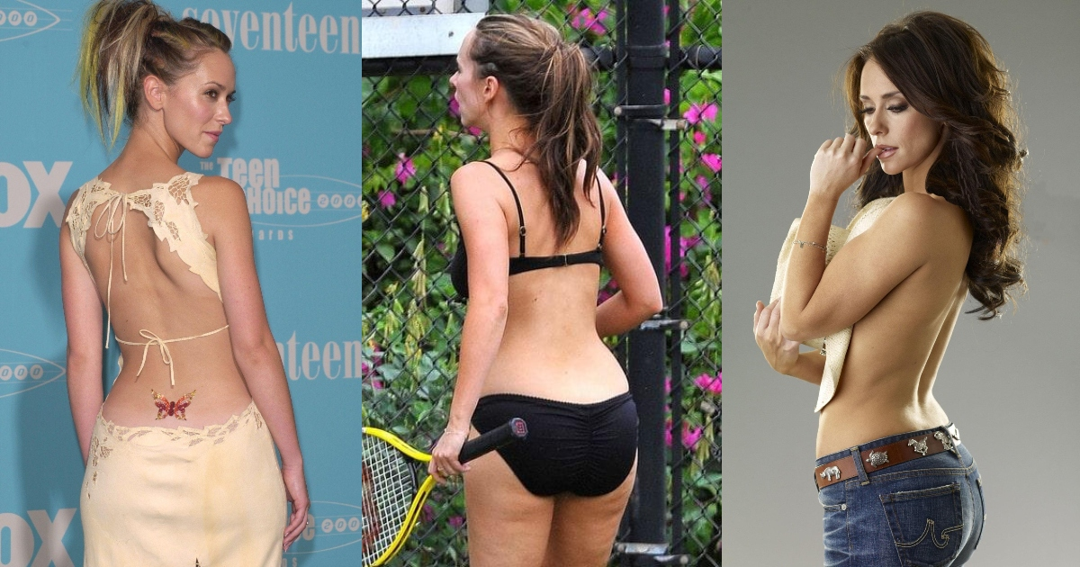 51 Jennifer Love Hewitt Big Ass Pictures Are Define True Beauty