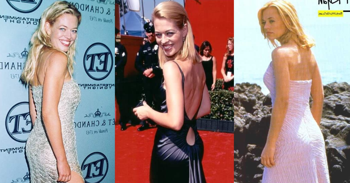51 Jeri Ryan Big Ass Pictures Will Make You Fall For Her.