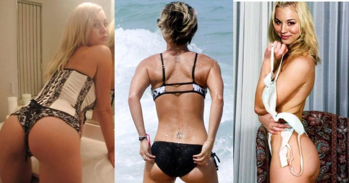 51 Kaley Cuoco Big Butt Pictures Will Keep You Staring At Screen.