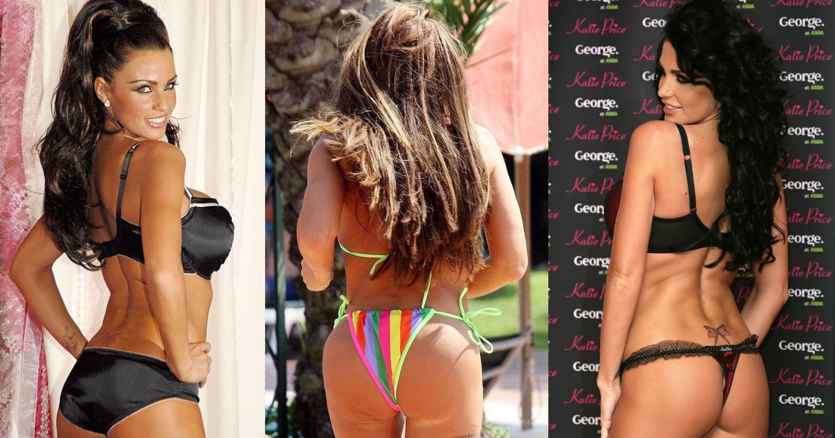51 Katie Price Big Ass Pictures Define Why Men Love Booty