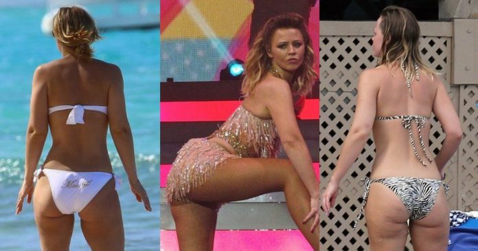 51 Kimberley Walsh Bubble Butt Pictures Are The Best On The Internet