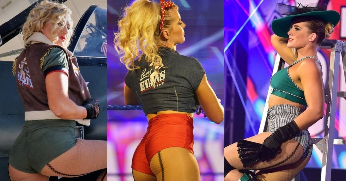 51 Lacey Evans Big Booty Pictures Are Out Of This World