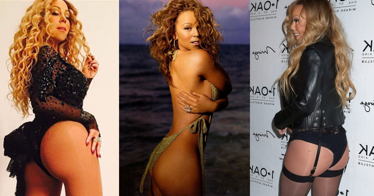 51 Mariah Carey Big Butt Pictures Will Keep You Staring At Screen.