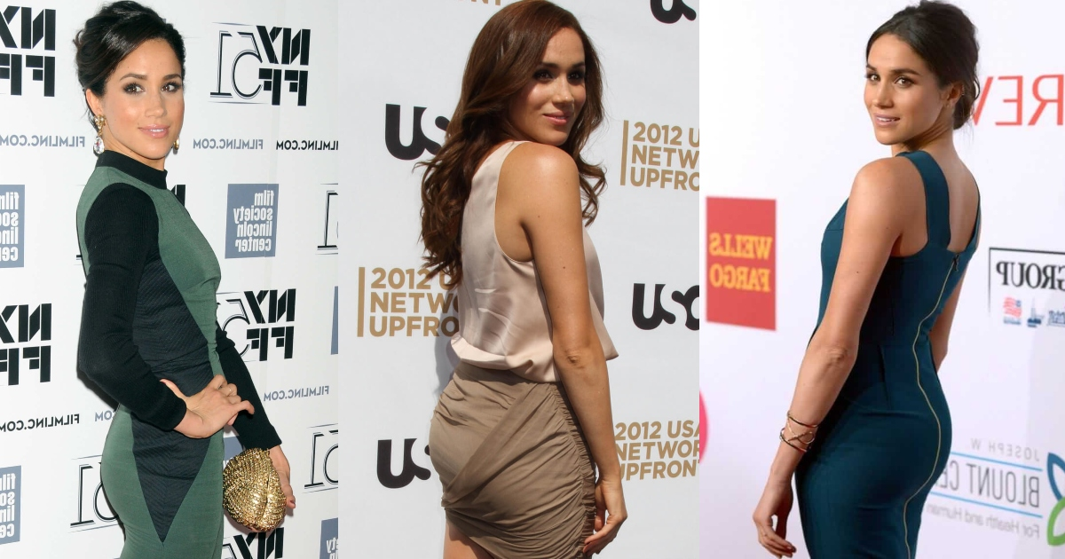 51 Meghan Markle Big Booty Pictures Of All Time