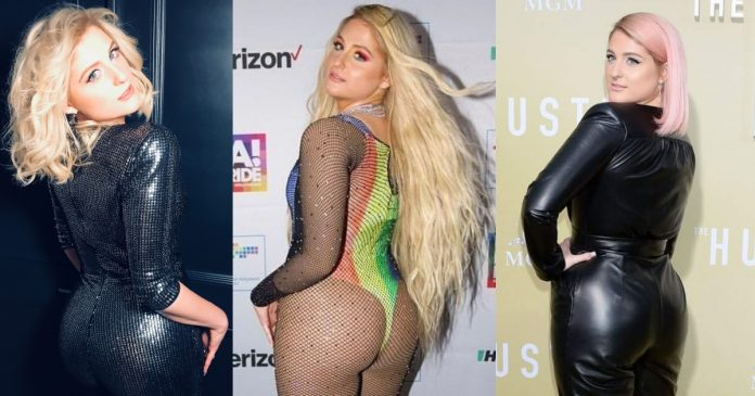 51 Meghan Trainor Big Booty Pictures Are Out Of This World