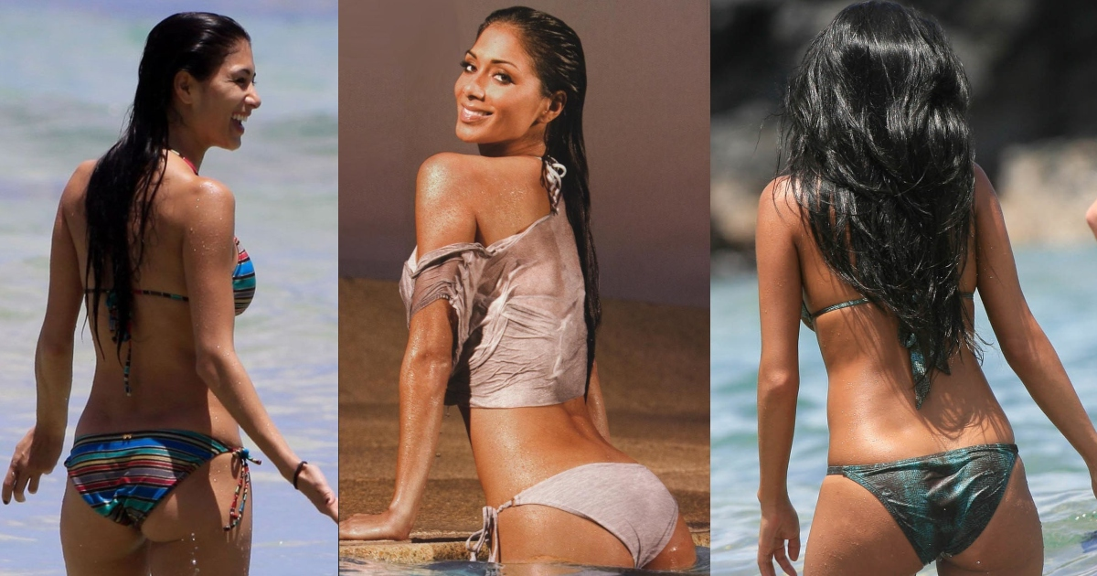 51 Nicole Scherzinger Big Booty Pictures Are Out Of This World