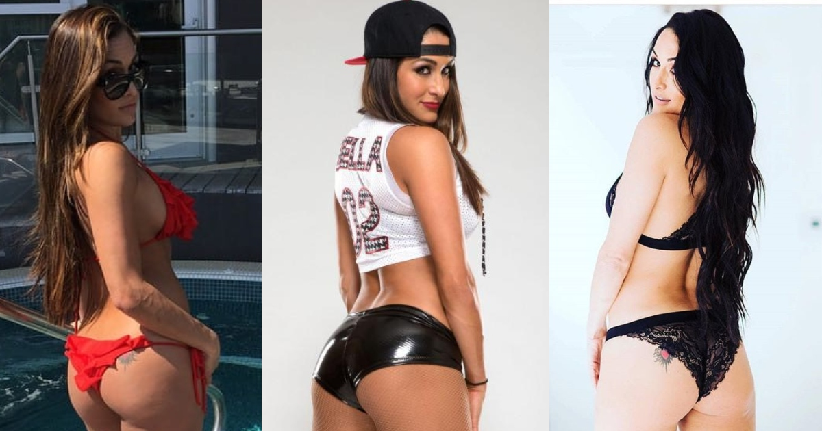51 Nikki Bella Big Ass Pictures Will Make You Fall For Her.
