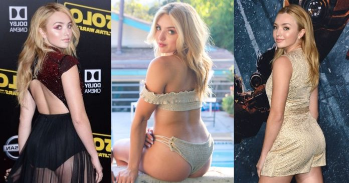 51 Peyton List Big Butt Pictures Will Keep You Staring At Screen.