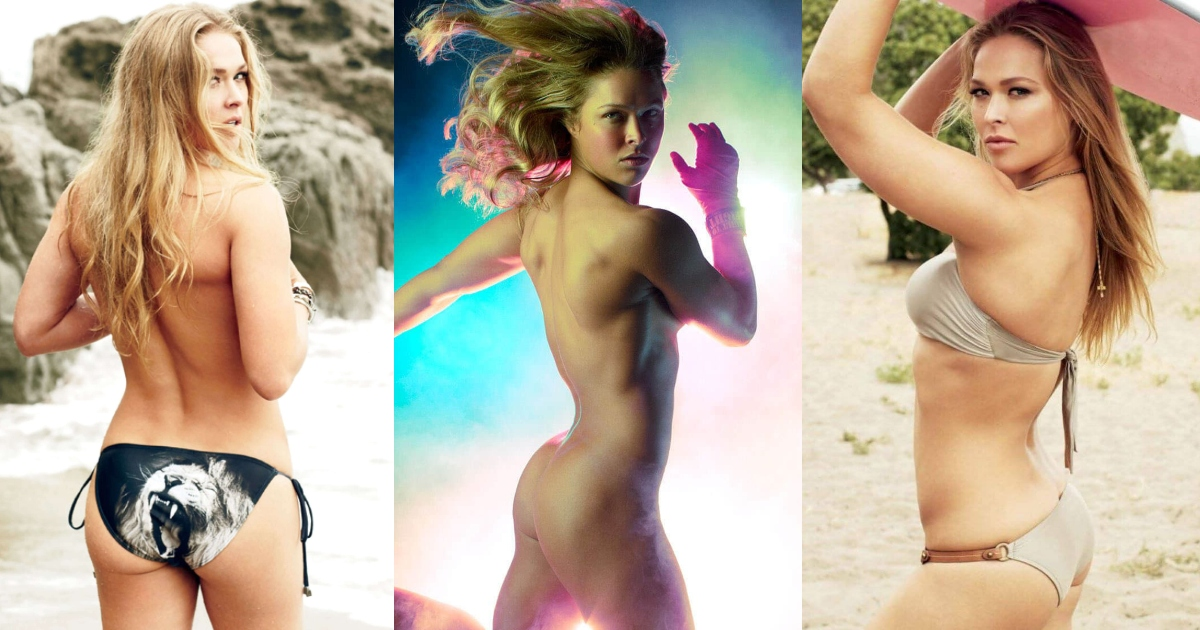 51 Ronda Rousey Big Butt Pictures Will Drive You Nuts