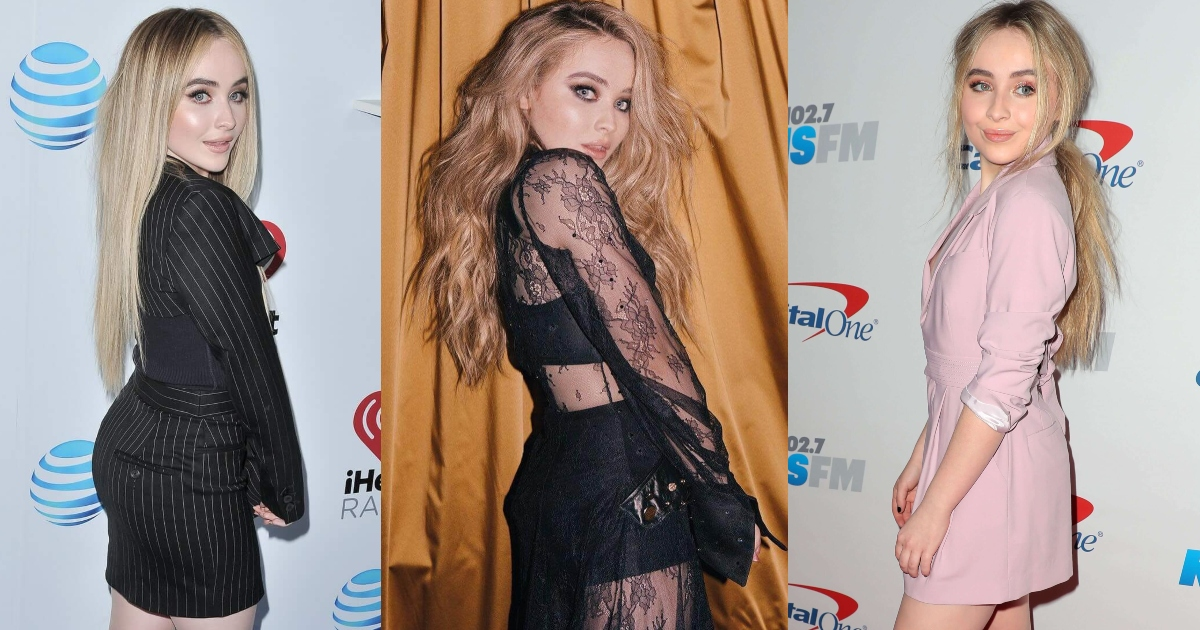 51 Sabrina Carpenter Big Booty Pictures Are Shots Of Heaven On Earth