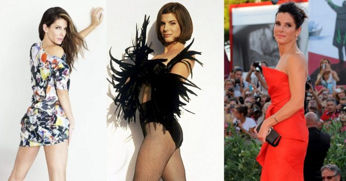 51 Sandra Bullock Big Butt Pictures Will Make You Her Biggest Fan