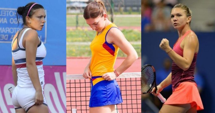 51 Simona Halep Big Ass Pictures Will Make You Fall For Her.