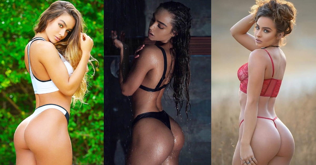51 Sommer Ray Shiny Ass Pictures Are Out Of This World