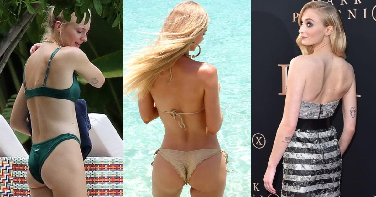 51 Sophie Turner Big Booty Pictures Are Enigmatic