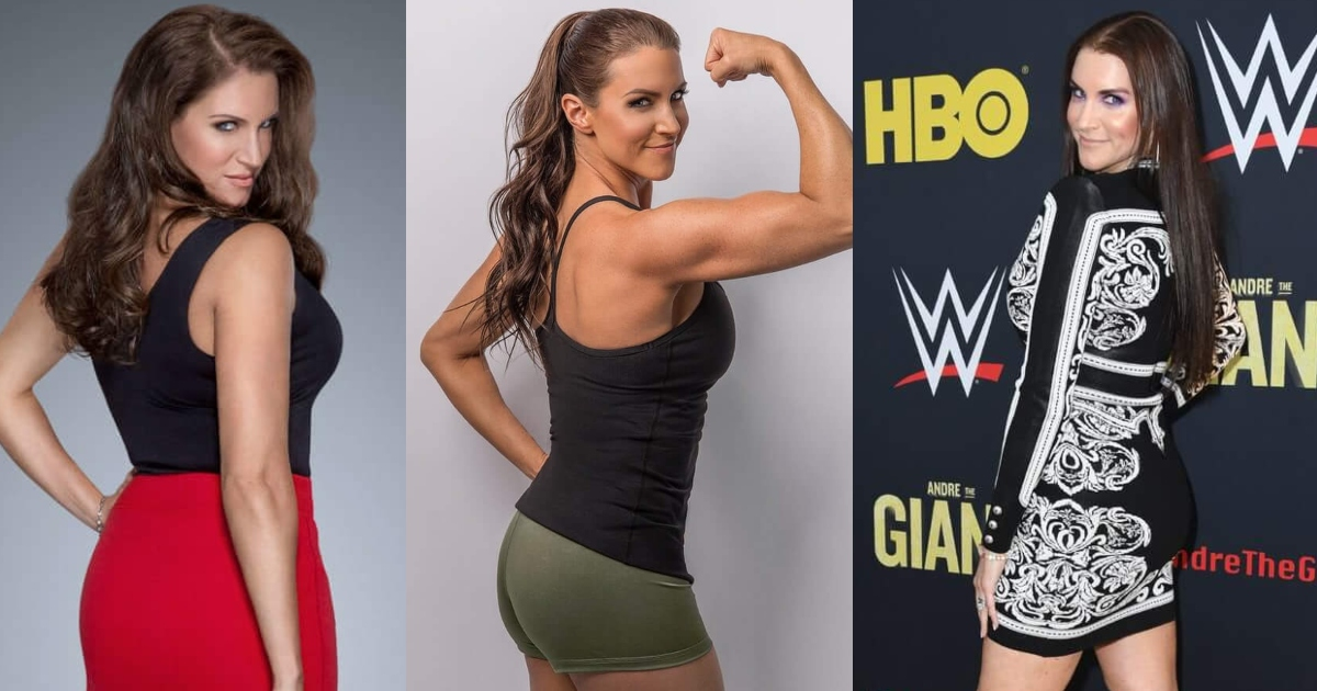 51 Stephanie McMahon Big Ass Pictures Will Make You Fall For Her.