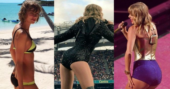 51 Taylor Swift Cute Ass Pictures Will Soothe Your Eyes