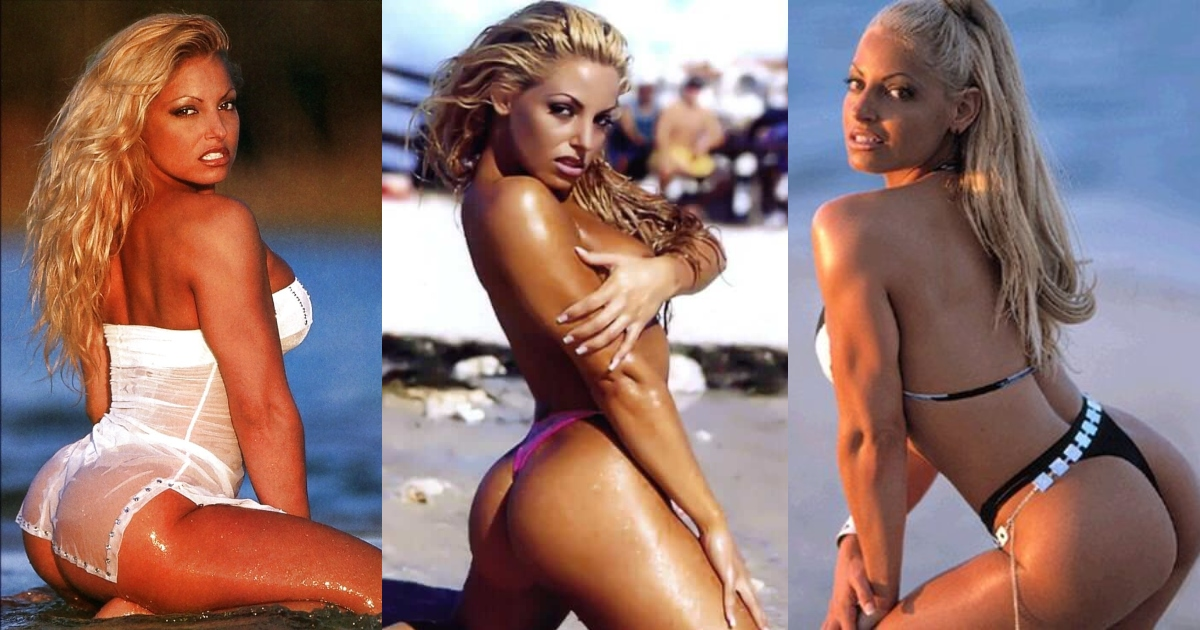51 Trish Stratus Big Ass Pictures Will Make You Fall For Her.