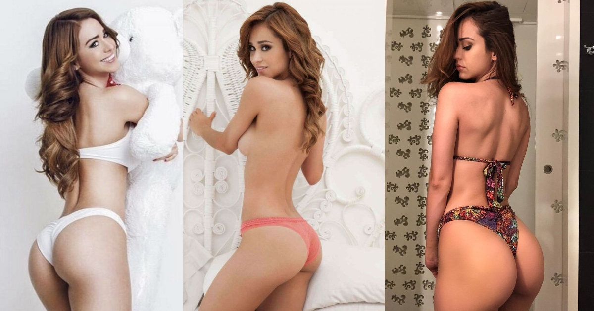 51 Yanet Garcia Cute Ass Pictures Will Soothe Your Eyes
