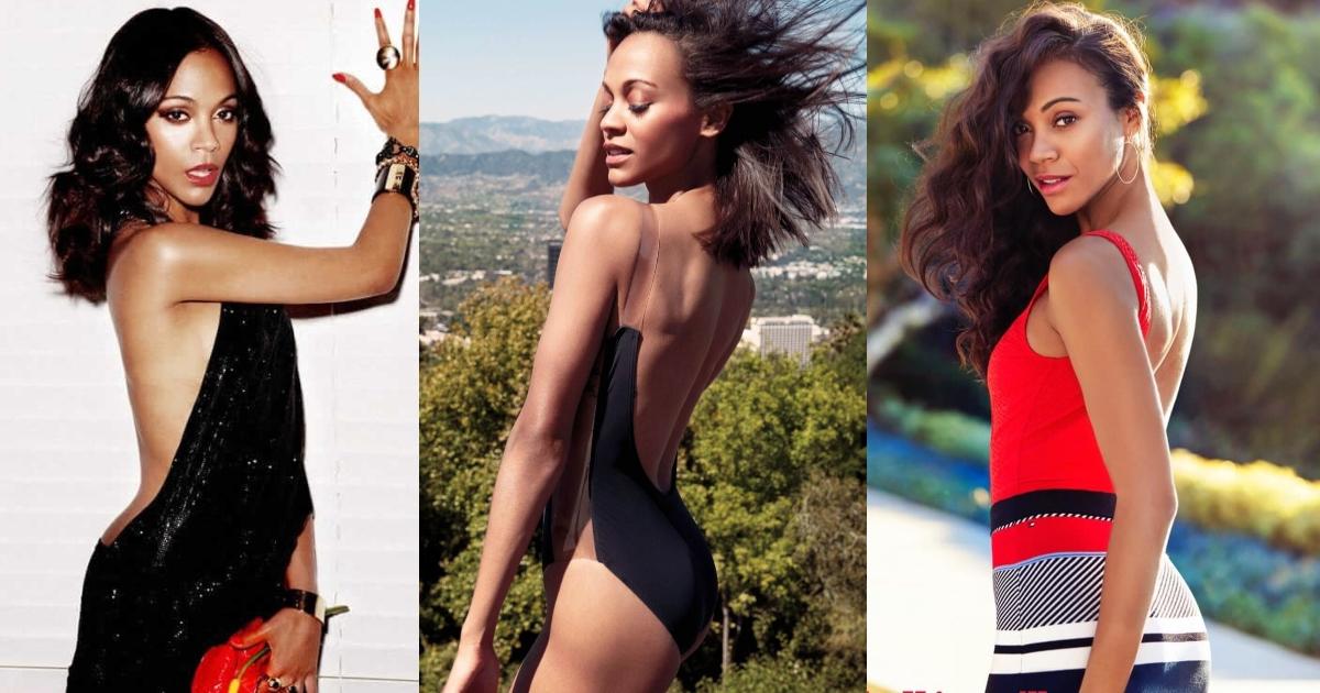 51 Zoe Saldana Big Butt Pictures Will Make You Her Biggest Fan