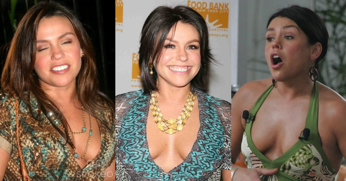 55 Sexiest Rachael Ray Boobs Pictures Will Have You Staring At Them All Day Long