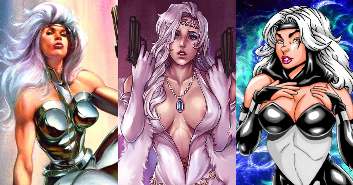 55 Sexiest Silver Sable Boobs Pictures Will Have You Staring At Them All Day Long