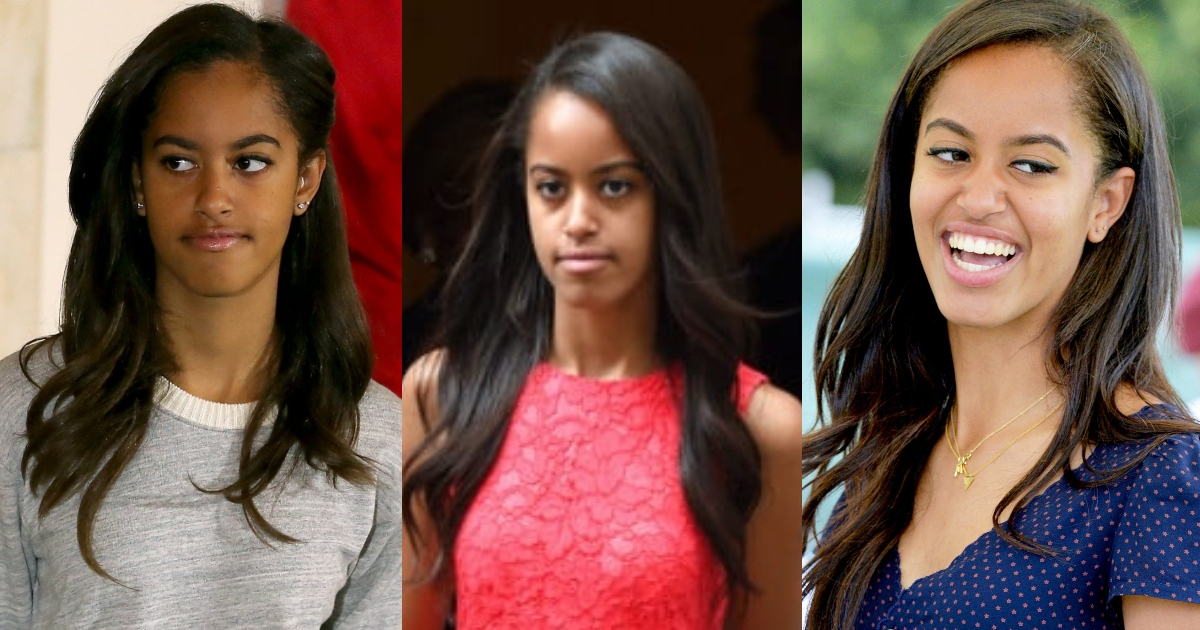56 Sexiest Malia Obama Boobs Pictures Are Sexually Raunchy